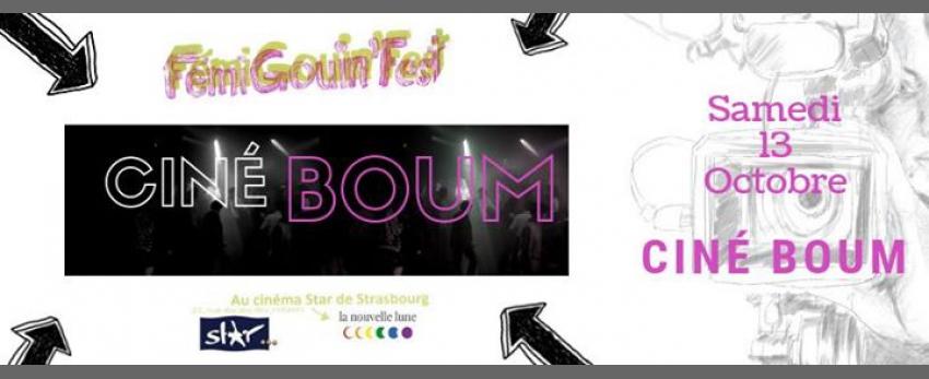FémiGouin'Fest - Soirée Ciné Boum (non-mixité choisie *)