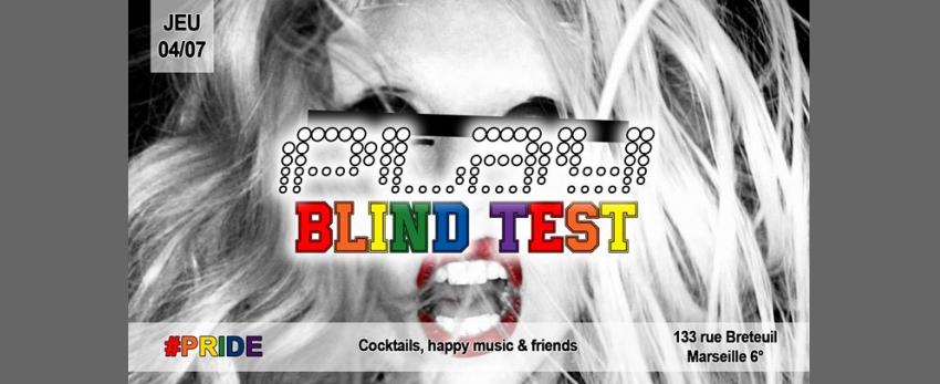 Blind test PRIDE - Play Bar