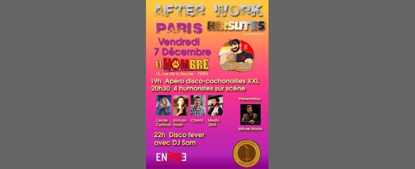 After Work Hirsutes à Paris