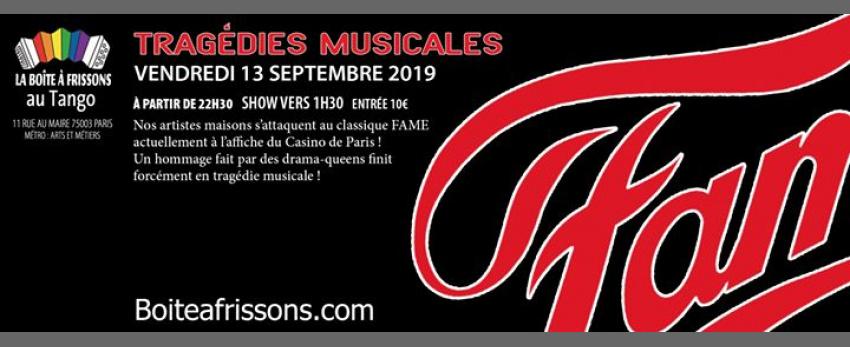 Tragédies Musicales : Fame !