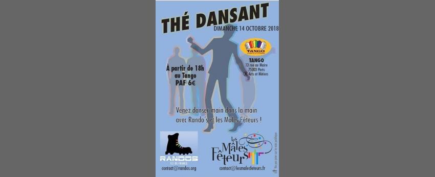 The Dansant Randos Au Tango