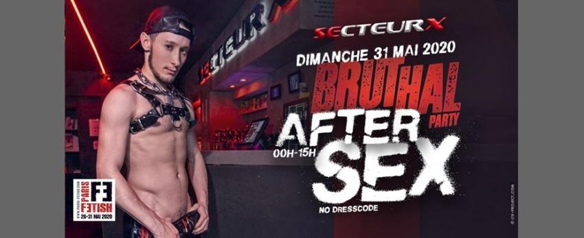 After Sex /// PF#7