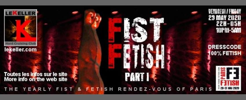 Fist Fetish - Part I /// PF#7
