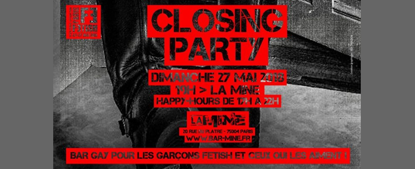 Closing Party / Paris Fetish # 5