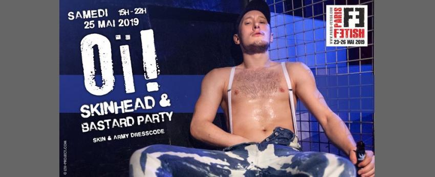 Oï, Skinhead & Bastard Party