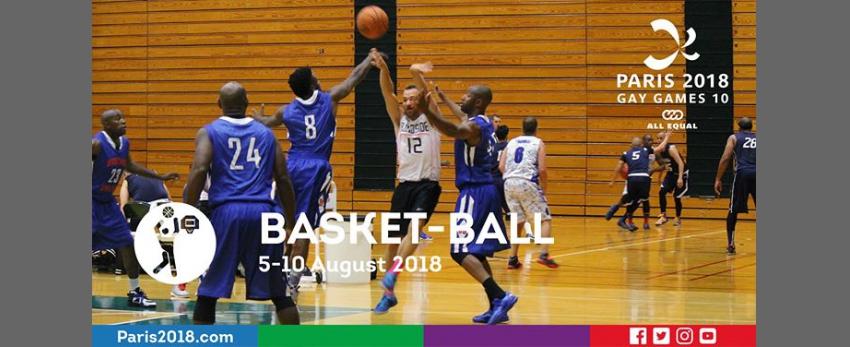 Gay Games 10 - Basket-ball