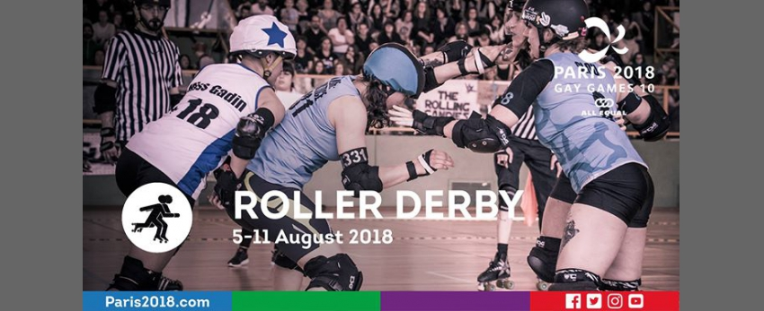 Gay Games 10 - Roller Derby