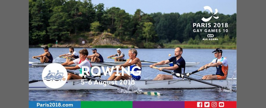 Gay Games 10 - Rowing