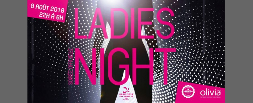 Gay Games 10 - Ladies' Night