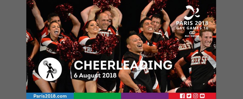 Gay Games 10 - Cheerleading