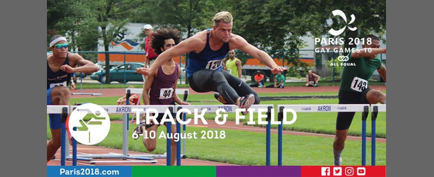 Gay Games 10 - Track & Field