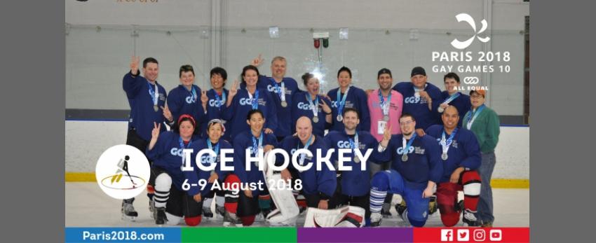 Gay Games 10 - Ice Hockey