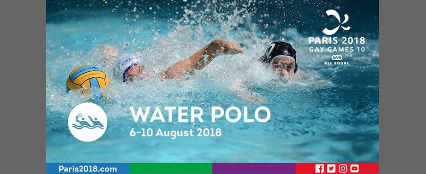 Gay Games 10 - Water Polo