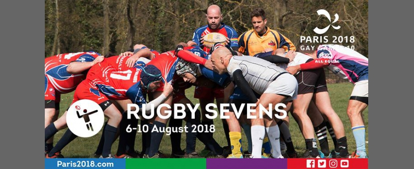 Gay Games 10 - Rugby sevens