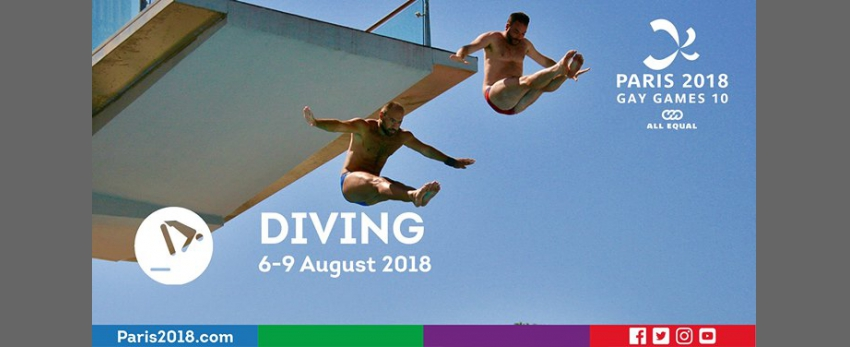 Gay Games 10 - Diving