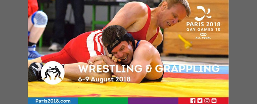 Gay Games 10 - Wrestling & Grappling