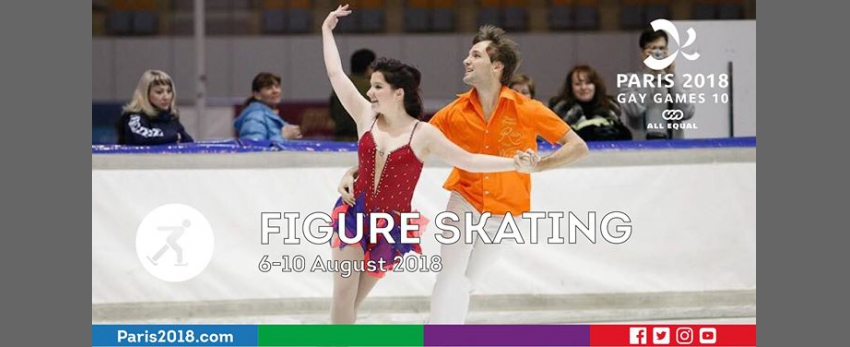 Gay Games 10 - Figure Skating