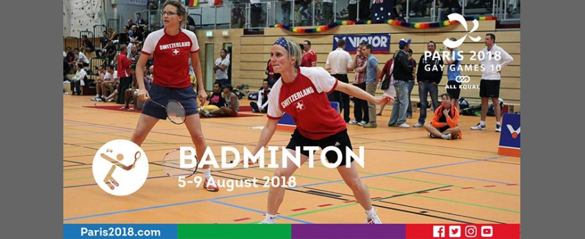 Gay Games 10 - Badminton