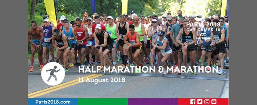 Gay Games 10 - Half Marathon & Marathon
