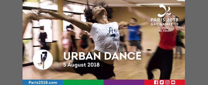 Gay Games 10 - Urban dance