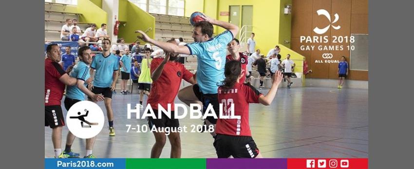 Gay Games 10 - Handball