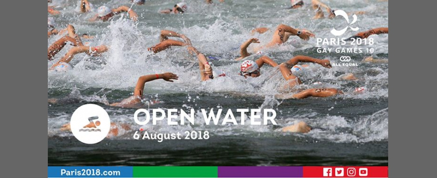Gay Games 10 - Open water