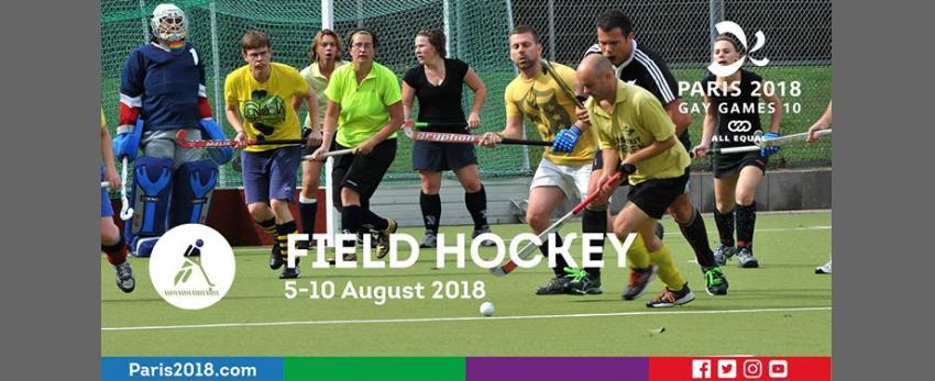 Gay Games 10 - Field Hockey