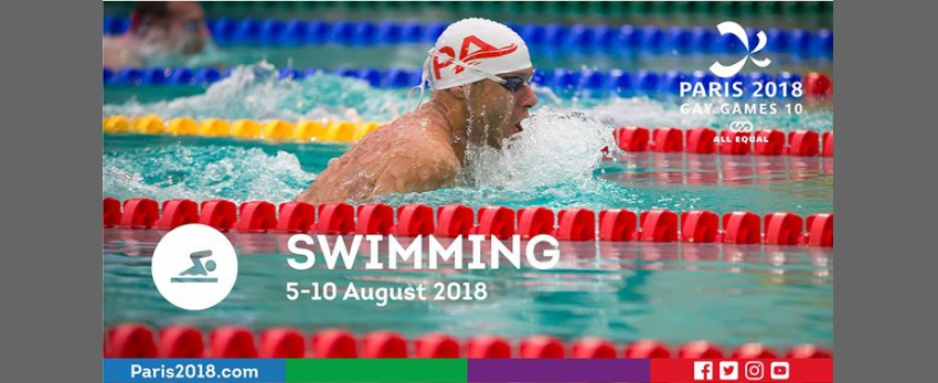 Gay Games 10 - Swimming