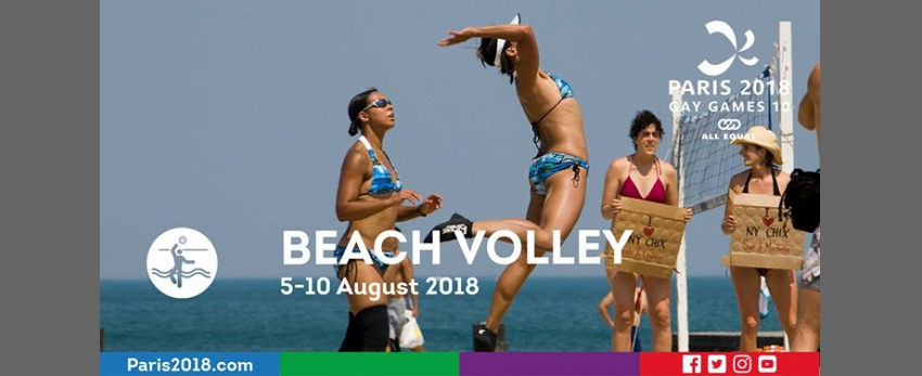 Gay Games 10 - Beach Volley