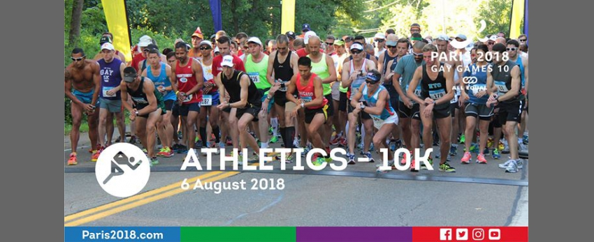 Gay Games 10 - Athletics 10K
