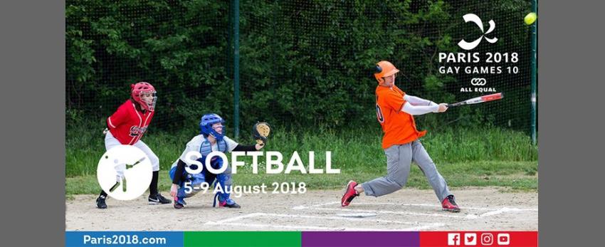 Gay Games 10 - Softball