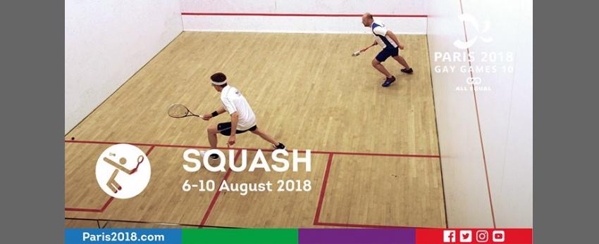 Gay Games 10 - Squash