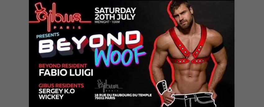 GIBUS Summer Club #3 sp : Beyond with Fabio Luigi