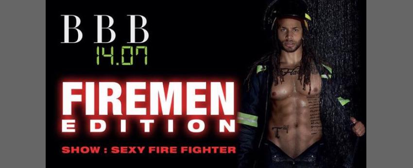BBB Firemen Edition