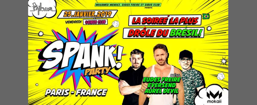 SPANK PARTY