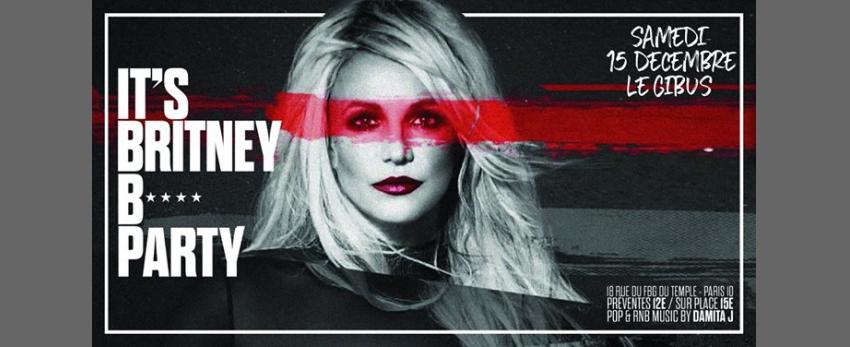 IT'S Britney B* PARTY