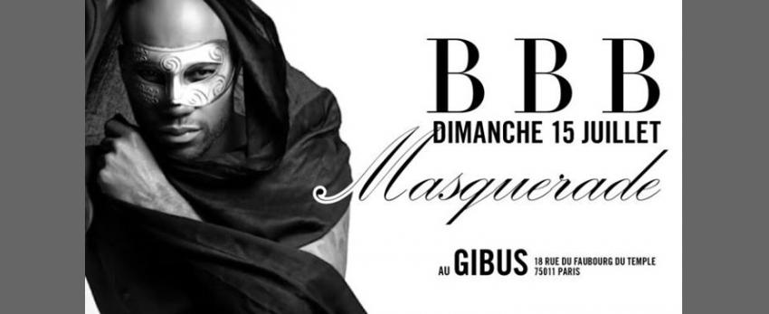 BBB : Masquerade