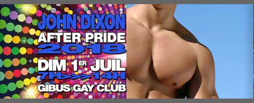 JOHN DIXON After Pride 2018