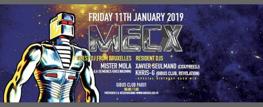 MECX PARTY