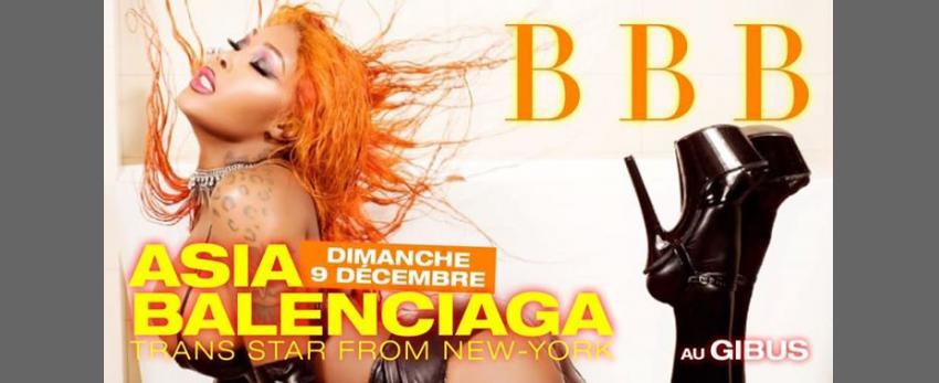 BBB : Asia Balenciaga Exclusive Show