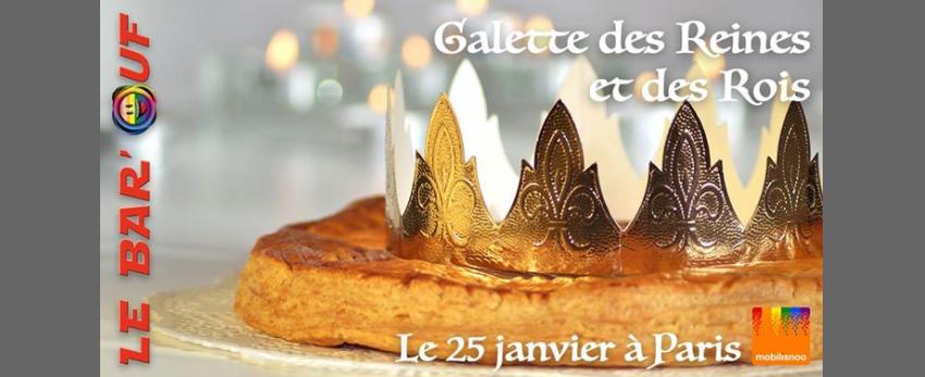 Galette des Reines et Rois Mobilisnoo 2019 – Le Bar'Ouf