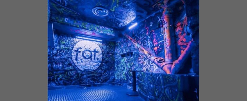 L'Apéro Street Art au FAT ! / Les Soirées de Mademoiselle Audrey