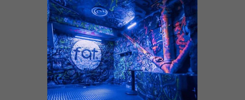 Apéro Street Art/French Art Touch/Mle Audrey au FAT/Entrée Free