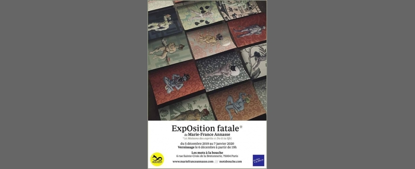 ExpOsition fatale / Marie-France Annasse