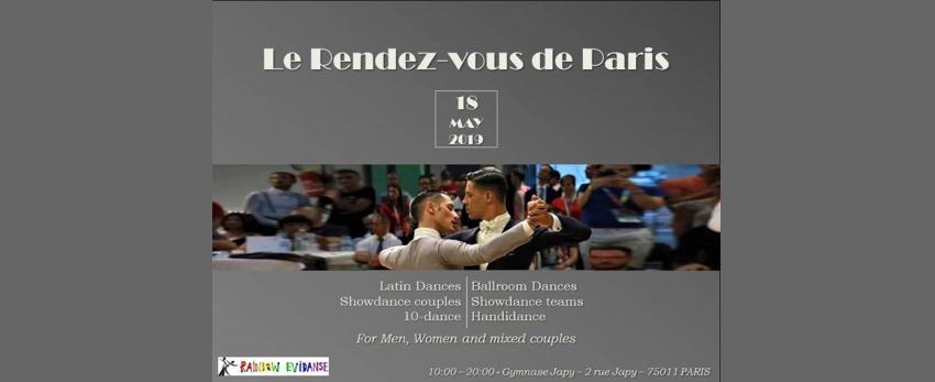 Le Rendez-Vous de Paris 2019