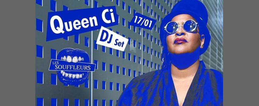 Queen Ci DJ7