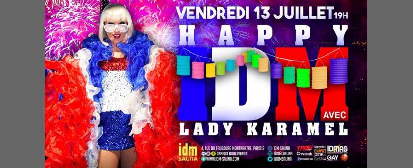 HAPPY IDM #ladykaramel