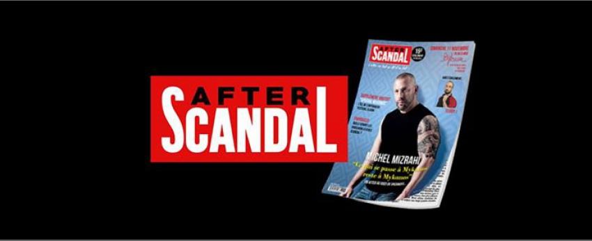 "ScandaL N°19 by Michel Mizrahi ""Spécial Mykonos, l'outrageuse"""