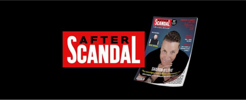 ScandaL After N•21 by Sharon O'Love @Gibus