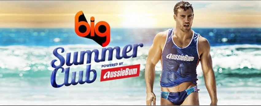 BIG Summer Club - powered by aussieBum